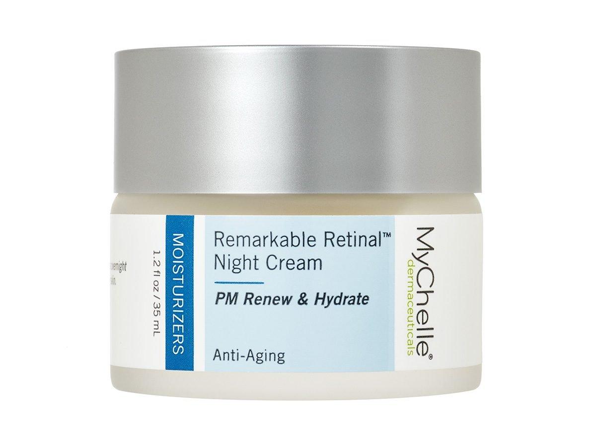 skin, MyChelle Remarkable Retinal Night Cream