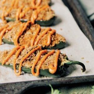 Best Appetizer EVER! Baked Jalapeño Poppers