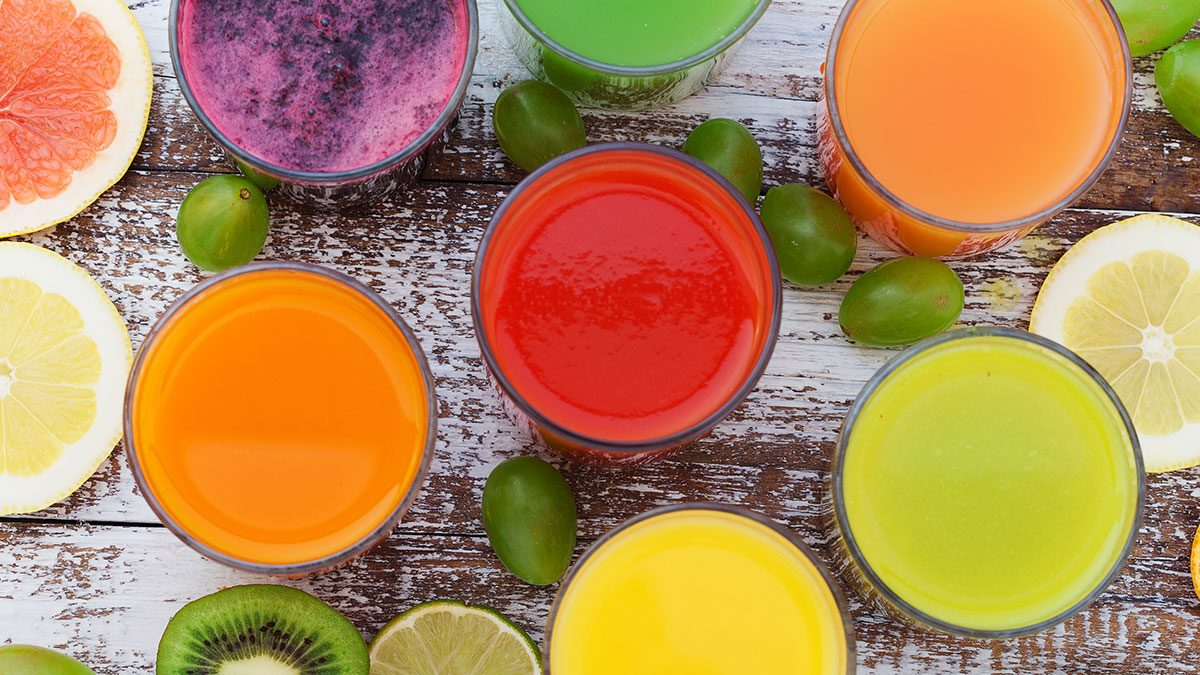 Best Fitness Studios, juice bar