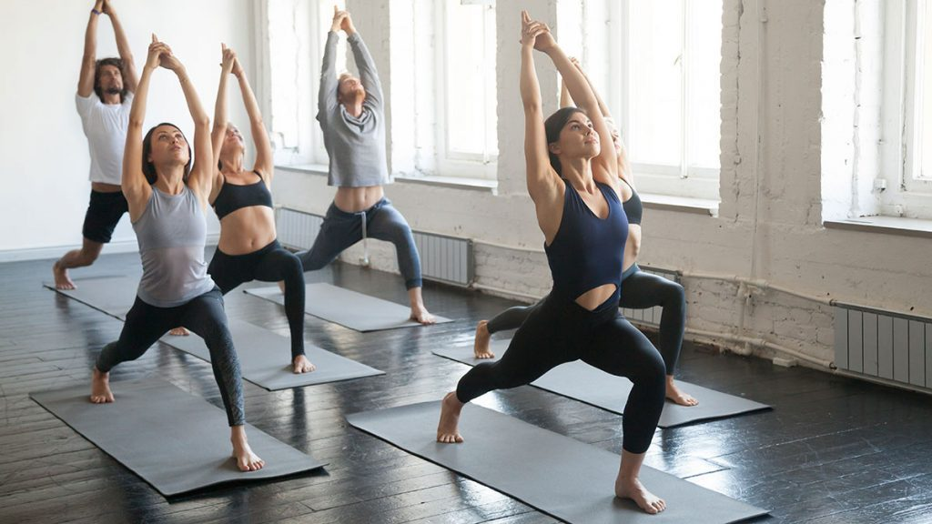 Best Fitness Studios, Moksha Yoga