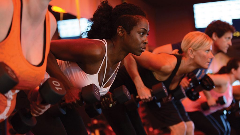 Best Gym in Canada, Orangetheory Fitness