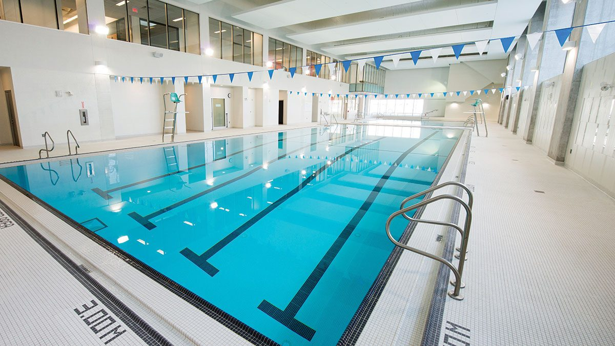 Best Fitness Studio, indoor pool