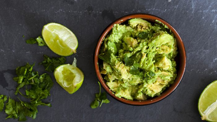 Detox, avocado