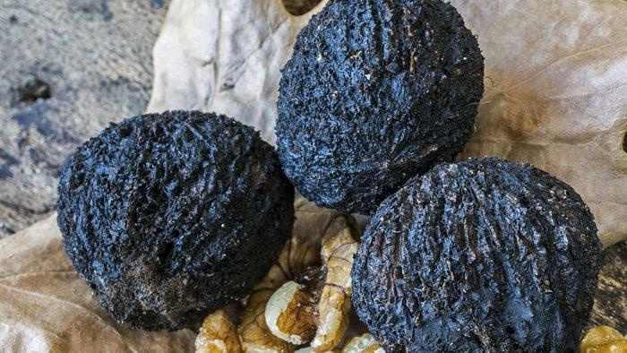 Detox, black walnuts