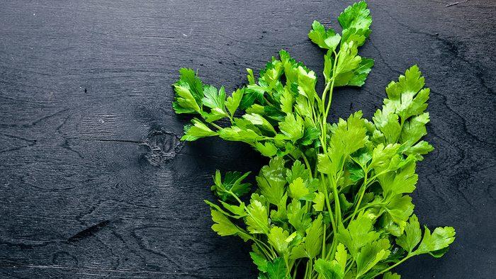 Detox, cilantro