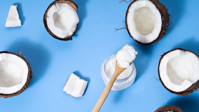 Detox, coconut oil