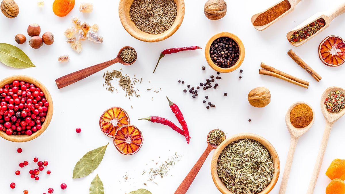 Detox, herbs