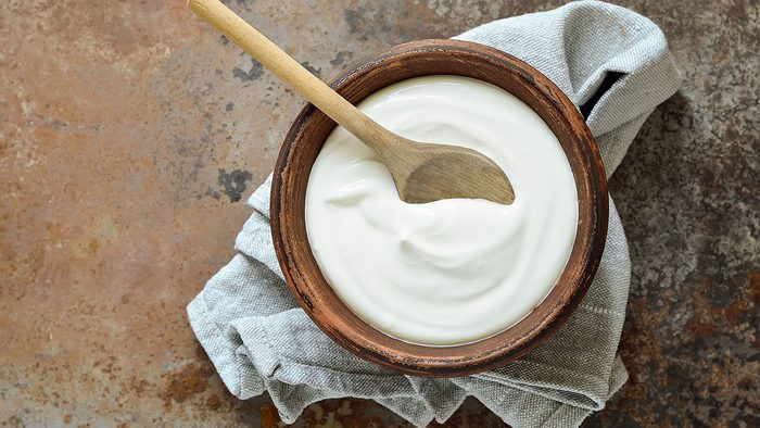 Detox, yogurt