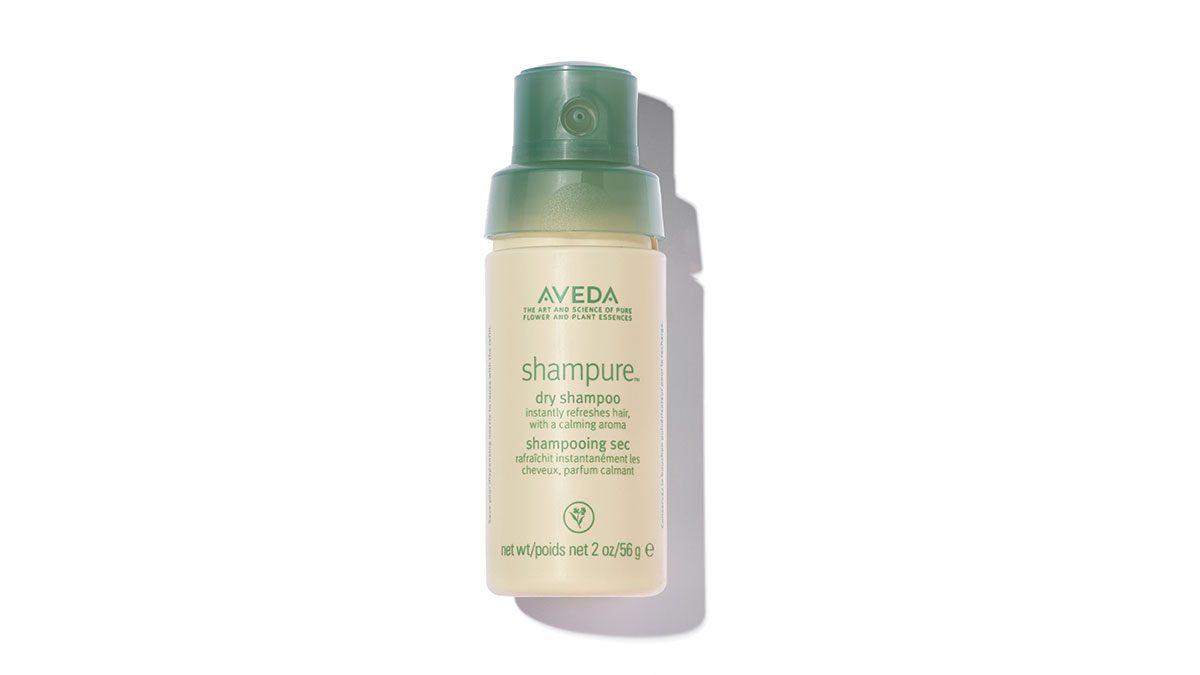 Gym Beauty Essentials, dry shampoo