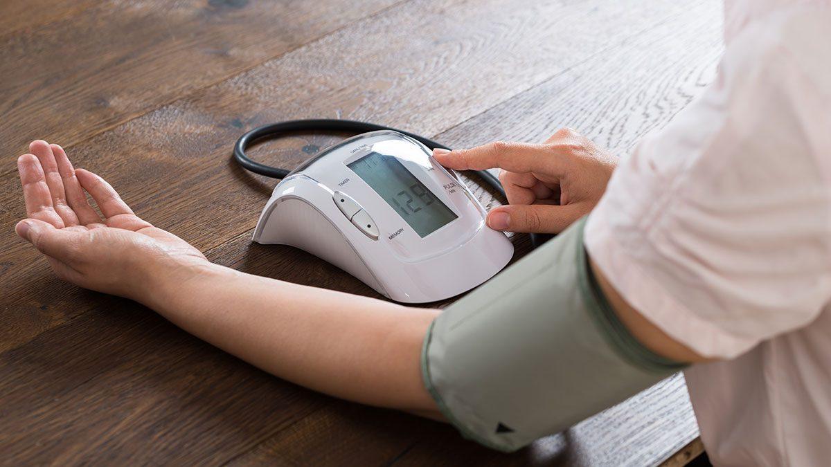 Heart Disease, blood pressure done