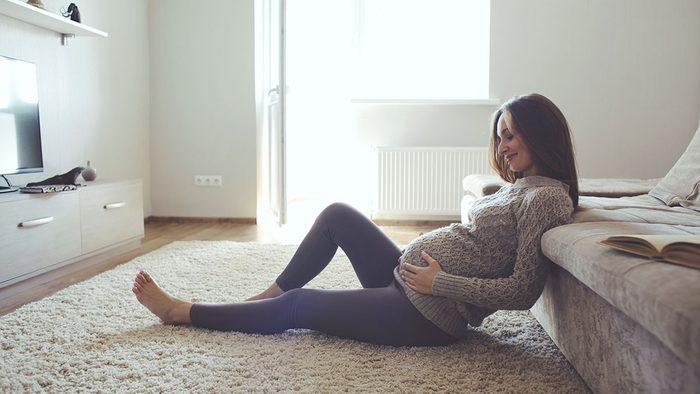 Heart Disease, pregnant woman