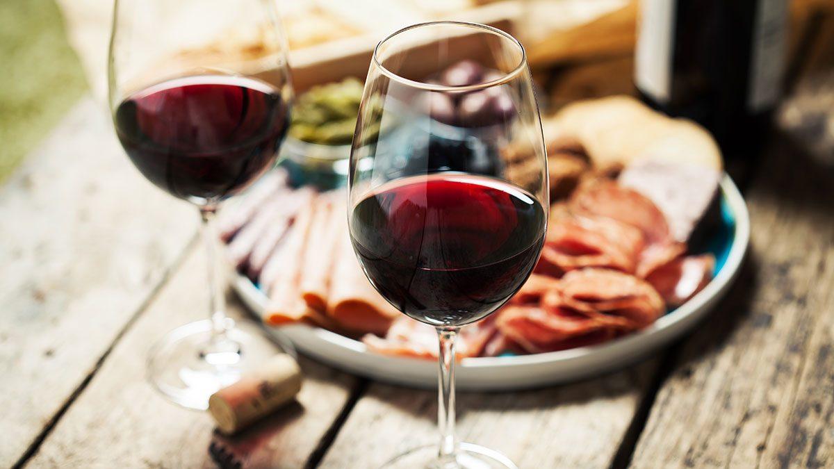 Heart Disease, red wine