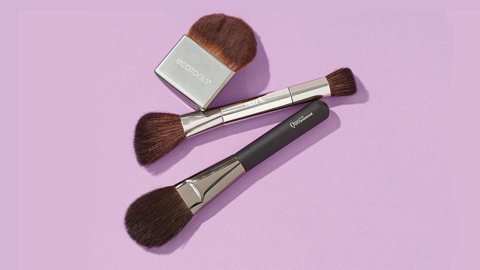 Makeup Brushes, cheeks