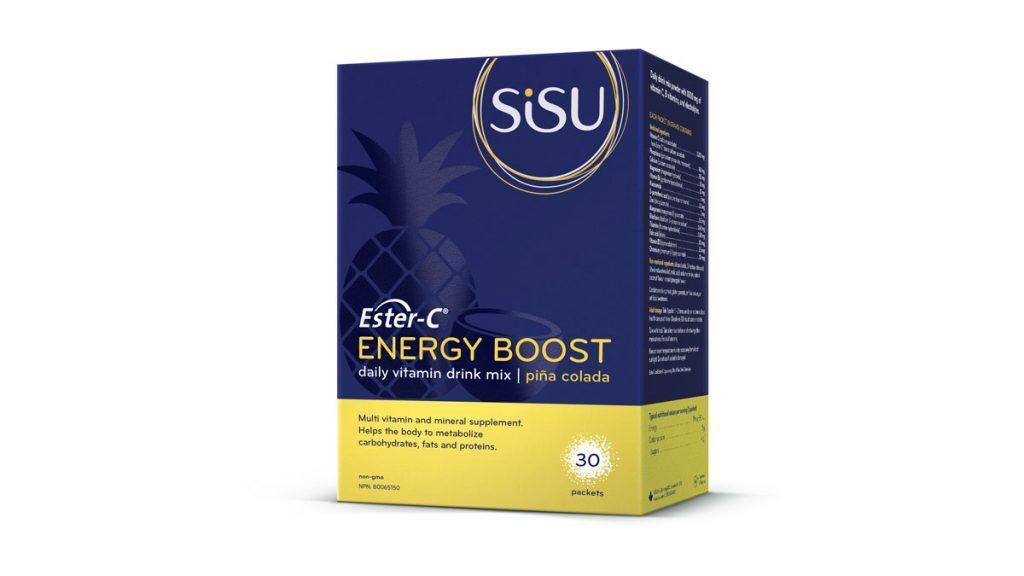 SISU Energy Boost