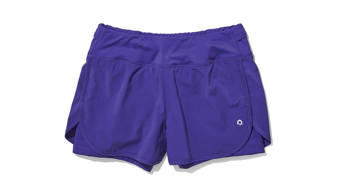 Yogalates, Hyba shorts