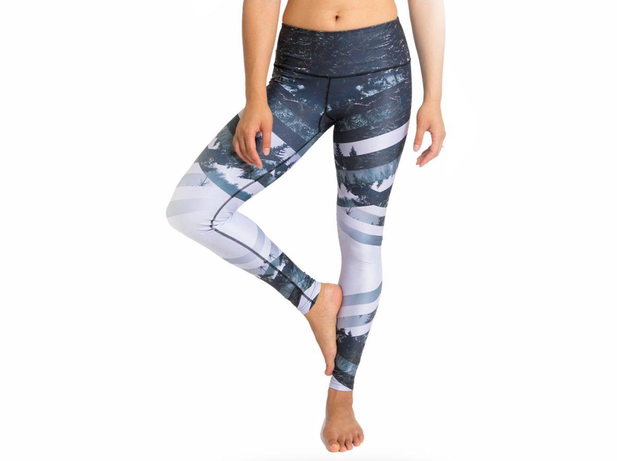 Earth Day tips, Inner Fire leggings