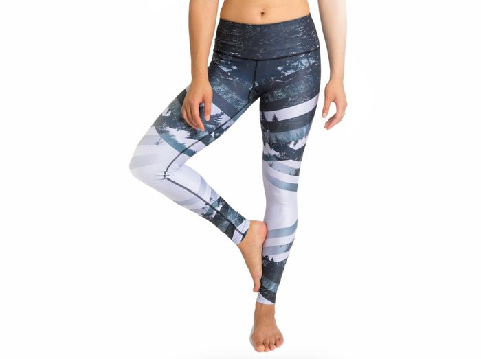 Earth Day tips, Inner Fire leggings