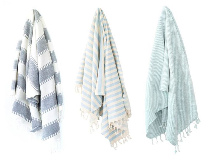 Earth Day tips, Stray & Wander Turkish towels