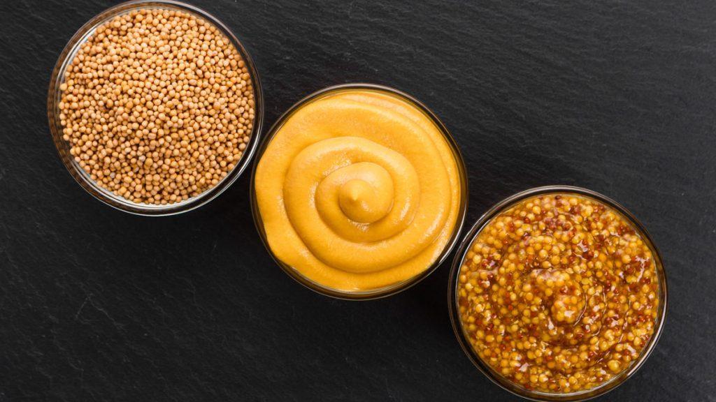 healing foods mustard
