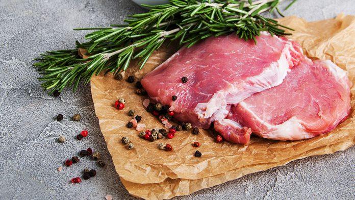 healing foods pork