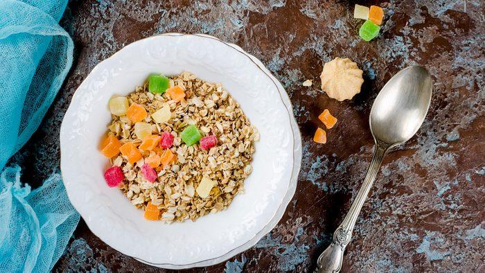 healthy people breakfast
