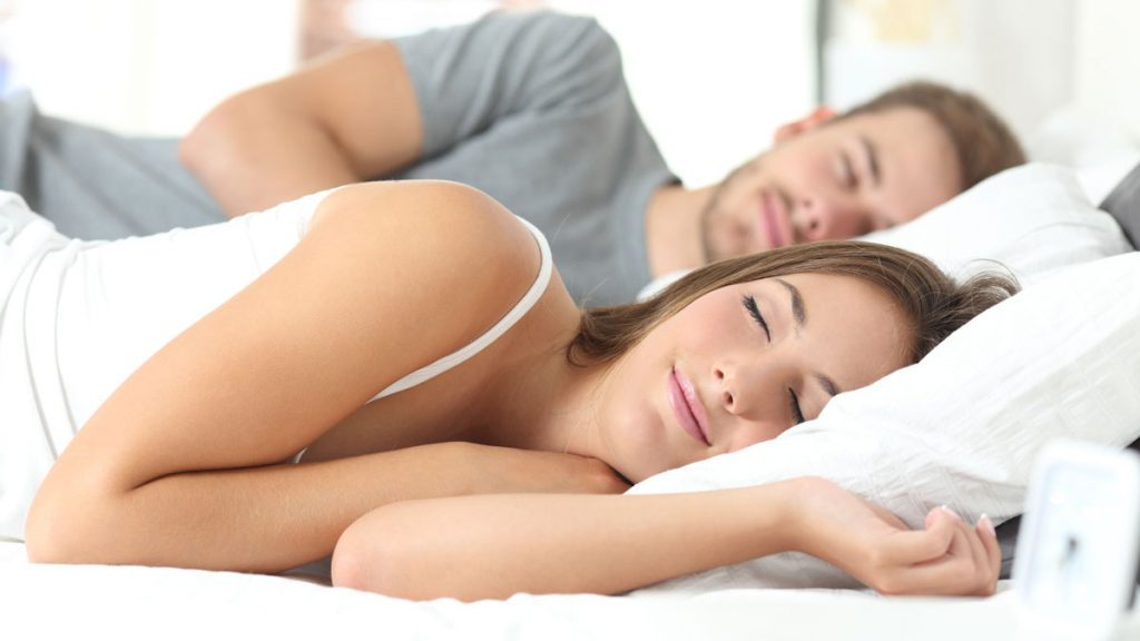how much sex over sleep