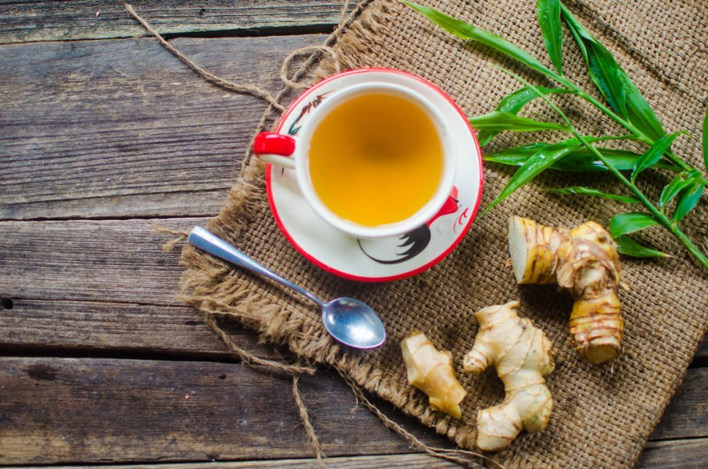 ginger tea for arthritis pain relief