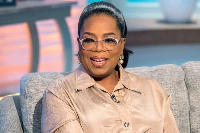Oprah sleep habits