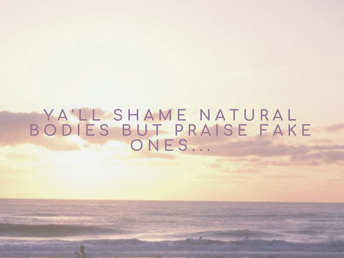 body shaming comebacks