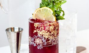 An Epic Bloody Beet Caesar Cocktail for a Hot Summer Day