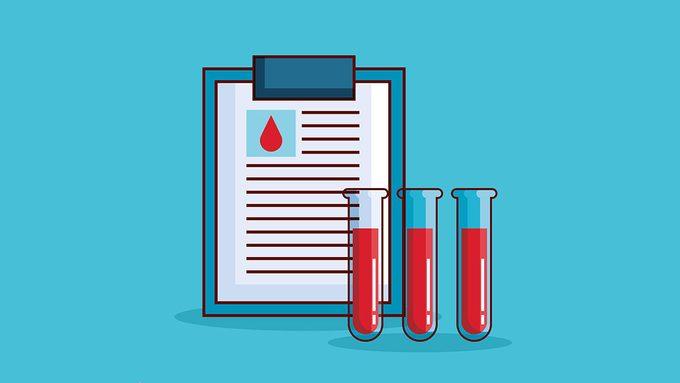 Hemophilia, rare blood disorder
