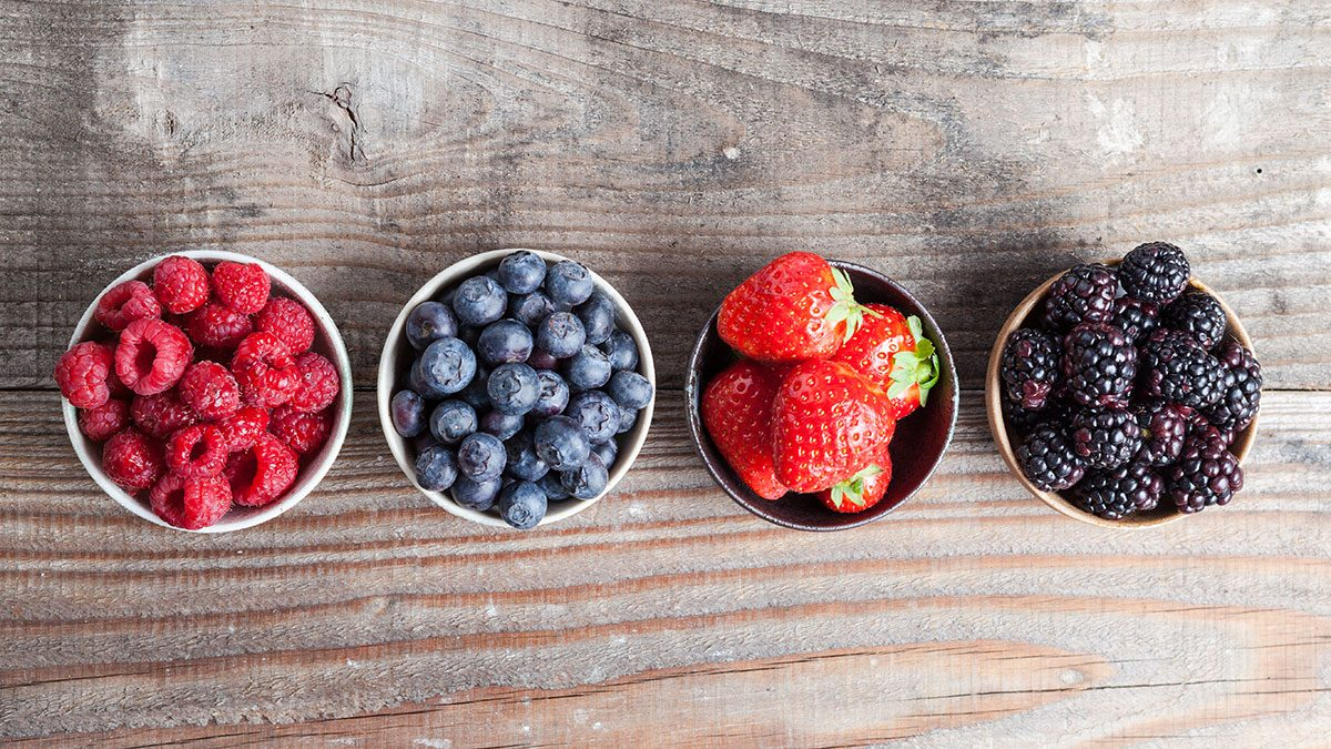 How Sugar Affects Sleep, berries