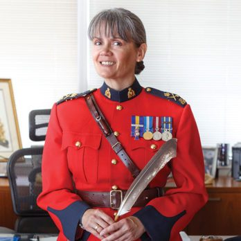 The First Female Aboriginal Deputy Commissioner Sheds Light on What the RCMP Looks Like Today