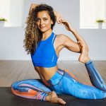Shona Vertue, yoga and fitness trainer