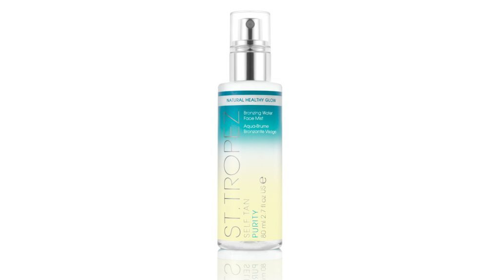 self tan face mist from st tropez