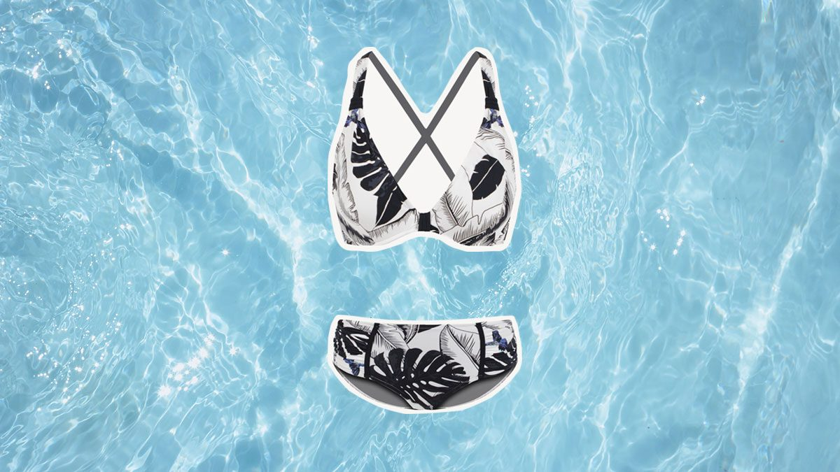 Swimwear for Body Shapes, bikini