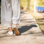 boost your body image woman walking wellness