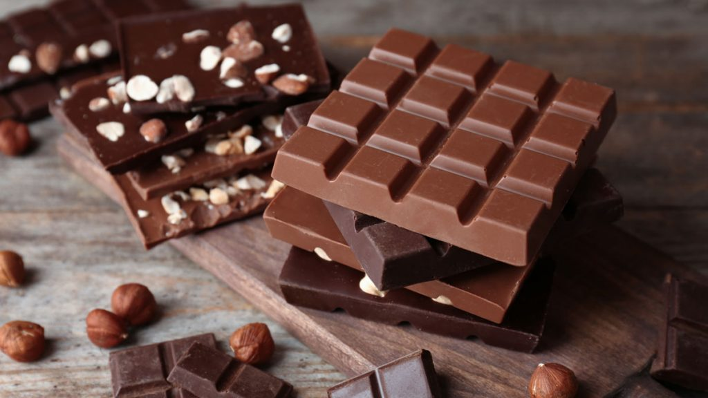 chocolate before bed is this what's wrecking your sleep