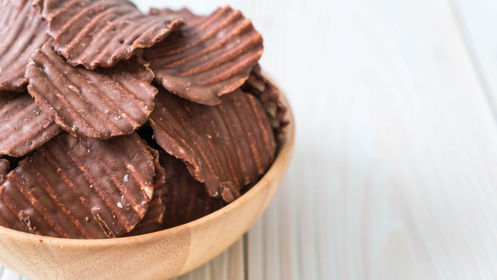 why you crave chocolate chips when you don't get enough protein