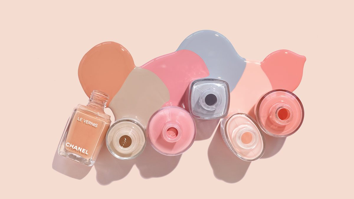 nude polish choices