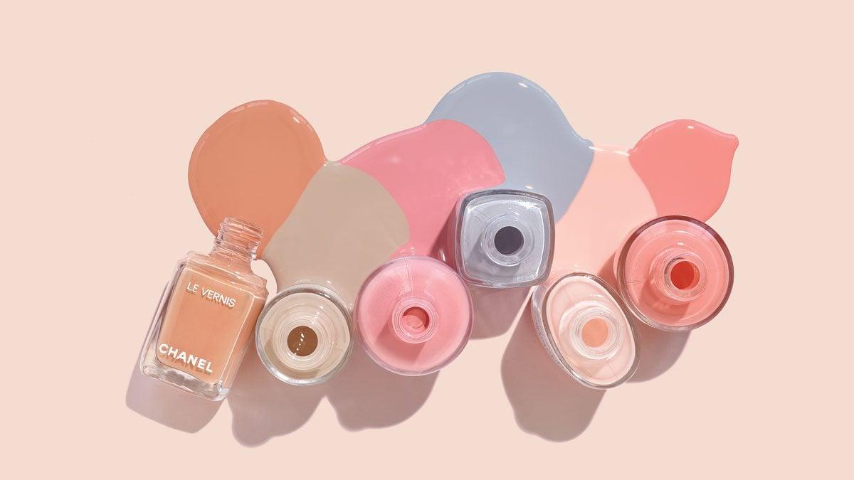 nude polish choices