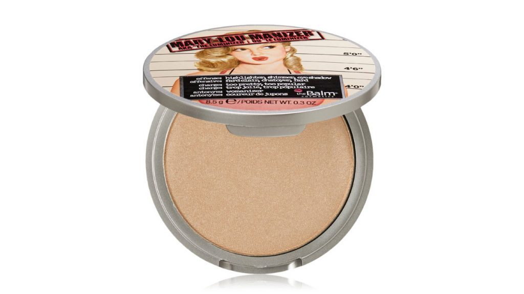 beauty products on amazon thebalm