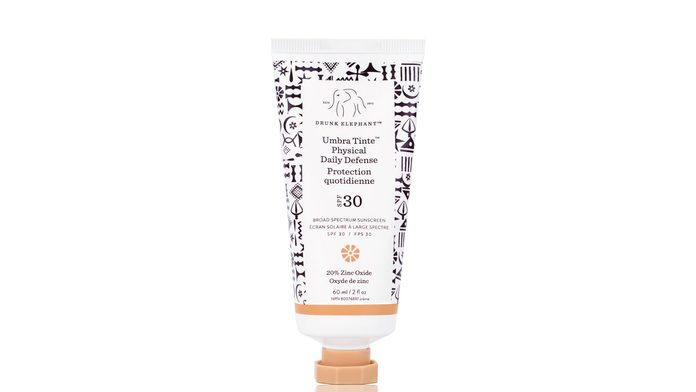 drunk elephant mineral sunscreen