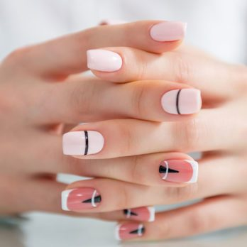 The Geometric Nail Trends You Need to Get On Board With STAT