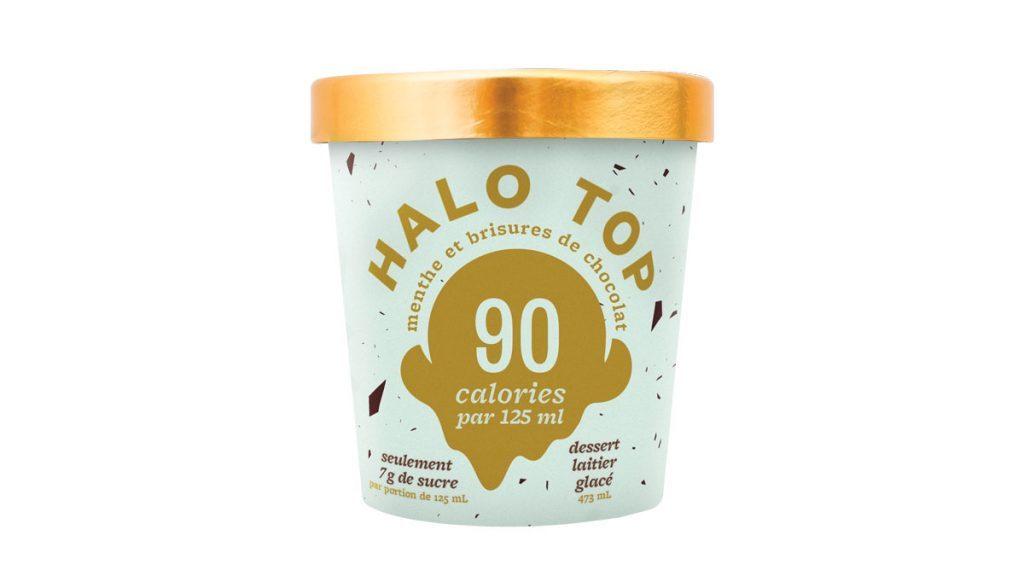 nicecream halo top ice cream