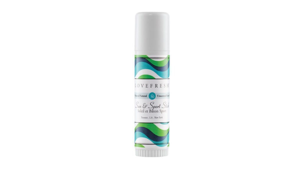 lovefresh mineral sunscreen