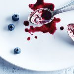 Cool Off This Summer The Sweetest Way Possible: A Bowl of Wild Blueberry Sorbet