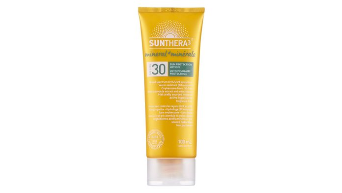 sunthera sunscreen