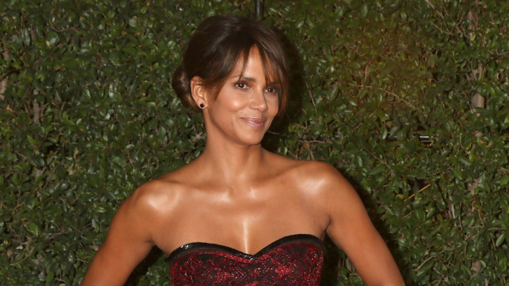 Halle Berry launches wellness site Hallewood