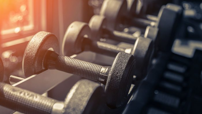 men's sexual health lifting weights
